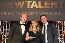 Marketing editor Rachel Barnes named New Editor of the Year at PPA New Talent Awards