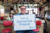 Lily Allen, Chris Martin and Ray Winstone star in celebrity-filled 'Live Aid' dementia campaign