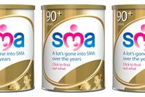 Asda slammed by ASA over baby milk nutrition claims