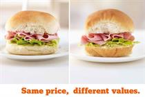 Sainsbury's slams Tesco's ethics with 'Same price, different values' push