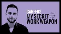 Ryan Davies' secret work weapon? A page-a-day diary
