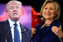 Clinton and Trump: The brand war between old and new