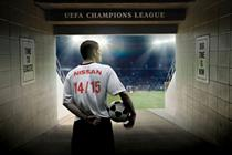 Nissan signs up as next UEFA Champions League sponsor