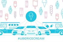 Uber offers customers ice cream as London basks in hottest day of the year