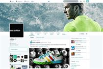 Adidas, HP, Windows trial new-look Twitter profile pages