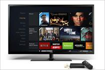 Amazon takes on Apple and Google in internet TV market with launch of Fire TV