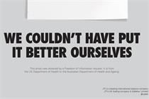 Tobacco giant fails to overturn ban on ad criticising plain packaging evidence