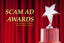How brands can benefit from being used to win awards with 'scam' ads