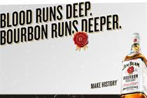 Jim Beam tells consumers to 'go make some history' in debut global ad push