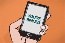 Tennent's Lager builds 'Binder' breakup app