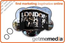 Dominate London Fashion Week with blowUP media