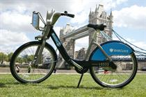 Barclays to end sponsorship of Boris bikes