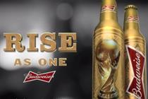 Budweiser might stand for All-American schmaltz, but its World Cup link works