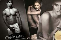 In pictures: Mark Wahlberg's crotch to a topless Kate Moss - a history of Calvin Klein ads