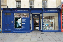 Cancer Research to take contactless donations through shop windows