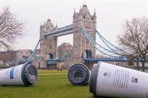 Greggs dreams up 'Nappucino' stunt to launch coffee range
