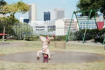 Persil recruits eight-year-old break-dancer for new ad spot