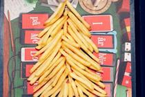Brands show their quirky side on social media this Christmas