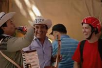 Viral review: Coca Cola ad is 'a little lacklustre'