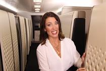 Viral review: Dannii Minogue's Etihad Airways luxury ad is like a 'bad home video'