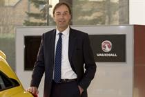 Vauxhall hires new marketing director Simon Oldfield from Mercedes