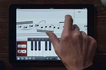 Composer Esa-Pekka Salonen stars in next verse for iPad Air