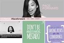 Clinique targets millennials with #FaceForward Tumblr campaign