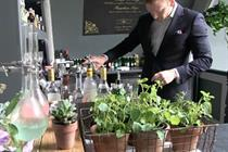 Watch: Fentimans 'Living Botanical Cocktail Bar' pops up in the heart of Soho
