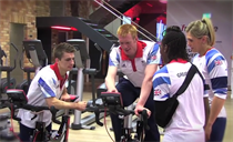 Watch: Team GB partners Fitness First as gym chain revamps