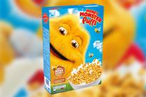 Sugar Puffs ditches name and brings back Honey Monster in rebrand