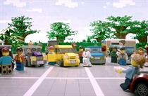 Warner Bros creates Lego ad break on ITV
