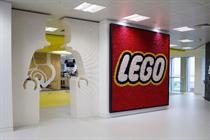 Apple rated world's most valuable brand and Lego most powerful