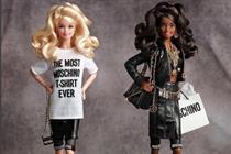 Net-a-Porter, Mattel and Moschino launch fashion Barbie