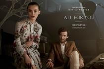 Net-a-Porter and Mr Porter snuggle up for first joint Christmas campaign
