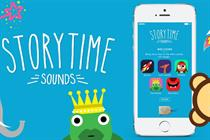 Notonthehighstreet creates story-time app