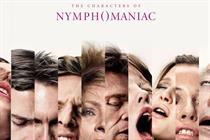 Nymphomaniac film campaign shows Hollywood stars' orgasm faces