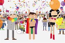 Google celebrates Pride with android Ian McKellen, Tom Daley and Jessie J