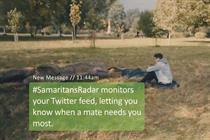Samaritans pulls Twitter app after barrage of complaints