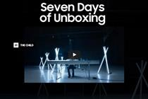 Samsung apes YouTube 'unboxing' videos for Galaxy S7 smartphone teaser campaign