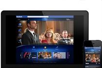 Facebook users able to record shows direct from site for first time via Sky app