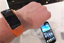 MWC 2014 in pictures: Connected cars, curved phones and wearable tech