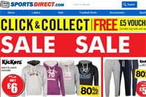 Embattled Sports Direct issues profit warning after tough Christmas trading