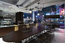 Take a look inside Starbucks' new premium, artisan concept store