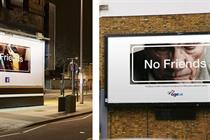 Age UK launches 'no friends' ads in response to Facebook campaign