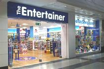 The Entertainer hires former Holland & Barrett marketing boss Phil Geary