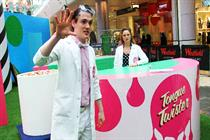 Watch: behind Westfield's Tongue Twister sensory dining campaign