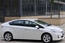 Toyota recalls 1.9m Prius models over braking fault