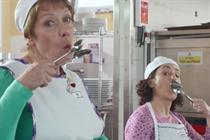 Cadbury enlists real-life spoon player in new spot for Dairy Milk Oat Crunch