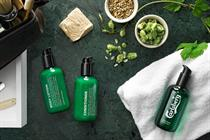 If Carlsberg did cosmetics... Beer brand rolls out men's care range made with hops