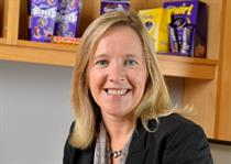 Mondelez names former Walkers marketer Mary Barnard as European president